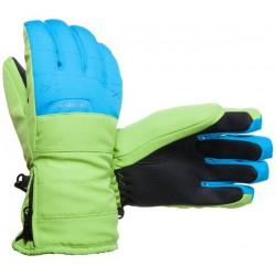 Relax RR07C crow dětské lyžařské rukavice
