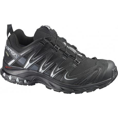 Salomon XA Pro 3D GTX W black/light onix 366796 dámské nepromokavé běžecké boty