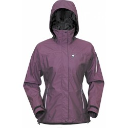 High Point Victoria Lady Jacket violet dámská nepromokavá bunda BlocVent