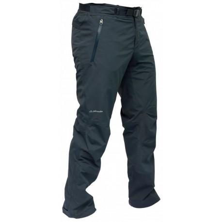 Pinguin Alpin S Pants New šedá unisex nepromokavé kalhoty A.C.D. membrane 2L