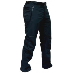 Pinguin Alpin S Pants New černá unisex nepromokavé kalhoty A.C.D. membrane 2L
