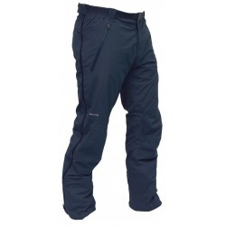 Pinguin Alpin L Pants New šedá unisex nepromokavé kalhoty A.C.D. membrane 2L
