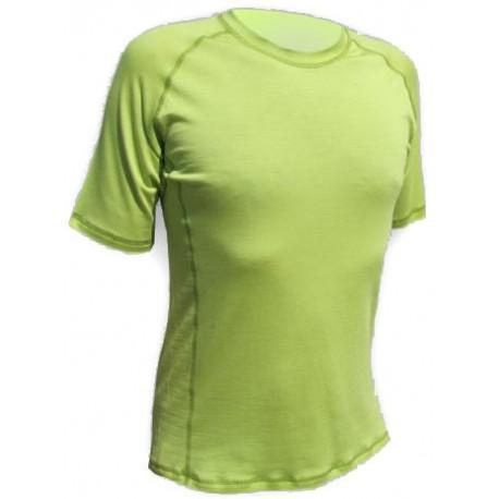 Jitex BoCo Kamad 902 TES zelená pánské triko krátký rukáv Merino vlna