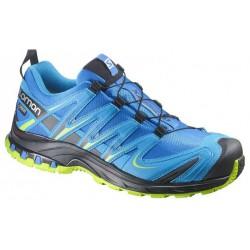Salomon XA Pro 3D GTX union blue/granny green 370814 pánské nepromokavé běžecké boty