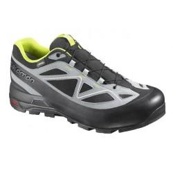 Salomon X Alp GTX black/pearl grey 371330 pánské nízké nepromokavé boty