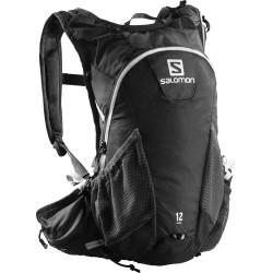 Salomon Agile 2 12 Set black/white 373751 běžecký batoh + vodní vak