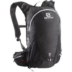 Salomon Agile 2 17 black/white 373760 běžecký batoh
