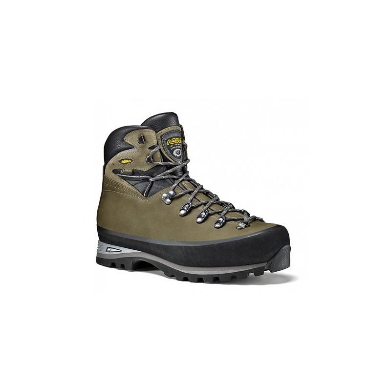 Asolo Trekker GV GTX tundra pánské nepromokavé kožené trekové boty ... 124ed5bbdc