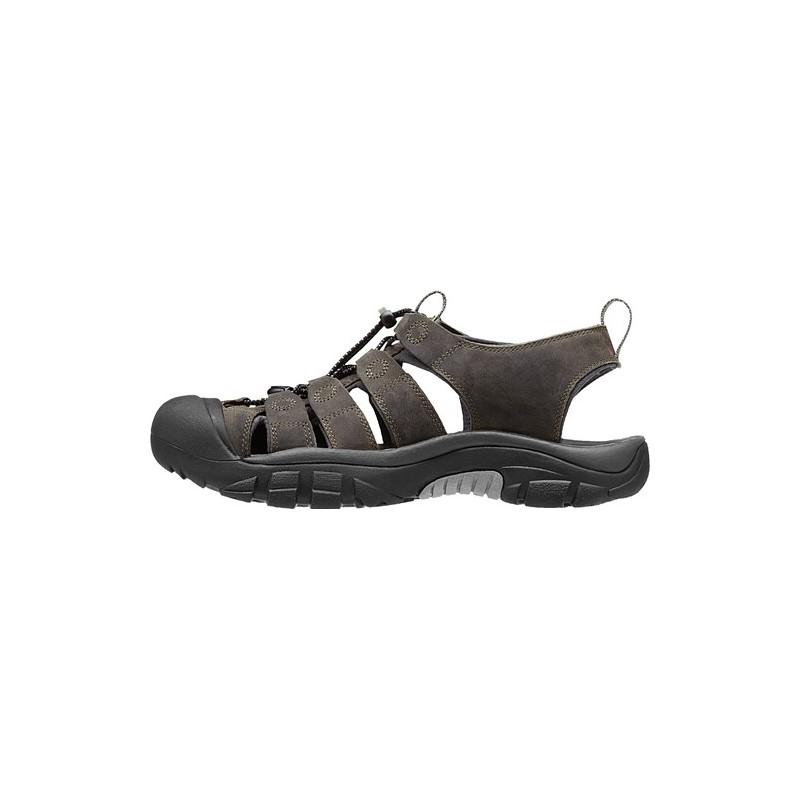 ... Keen Newport M neutral gray gargoyle pánské kožené outdoorové sandály  (5) ... a6e0f02ecc