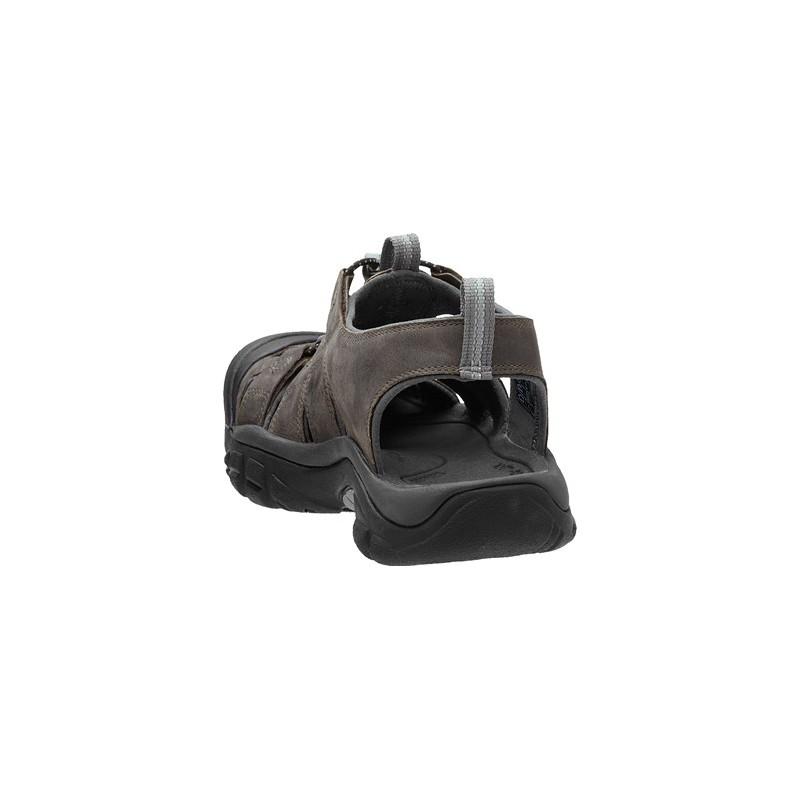 ... Keen Newport M neutral gray gargoyle pánské kožené outdoorové sandály  (6) ... 84bfec8e78