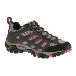 Merrell Moab GTX W granite/fuchsia J65318 dámské nízké nepromokavé boty