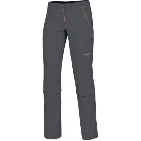 Direct Alpine Sierra 5.0 anthracite dámské odepínací turistické kalhoty