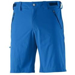 Salomon Wayfarer Short M union blue 372262 pánské lehké softshellové šortky