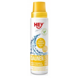 Hey Sport Daunen Wash 250 ml láhev prací prostředek