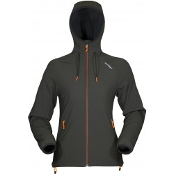 High Point Venus Lady Hoody Jacket black dámská softshellová bunda Softshell Double Action