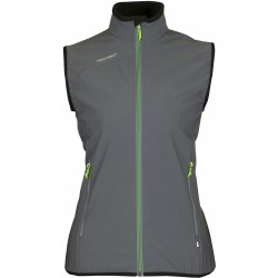 High Point Venus Lady Vest grey dámská softshellová vesta Softshell Double Action