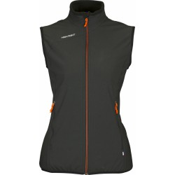 High Point Venus Lady Vest black dámská softshellová vesta Softshell Double Action