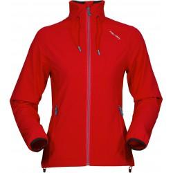 High Point Venus Lady Jacket red dámská softshellová bunda Softshell Double Action