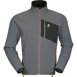 High Point Venus Jacket grey pánská softshellová bunda Softshell Double Action