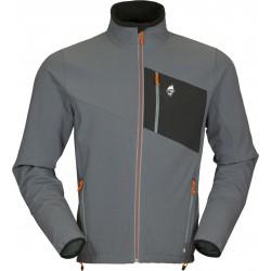 High Point Venus Jacket grey pánská softshellová bunda Softshell Double Action