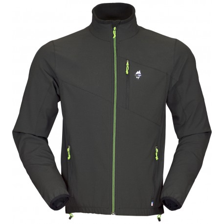 High Point Venus Jacket black pánská softshellová bunda Softshell Double Action