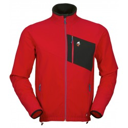 High Point Venus Jacket red pánská softshellová bunda Softshell Double Action