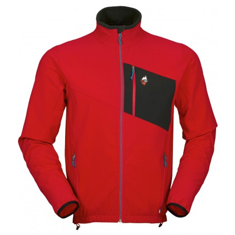 High Point Venus Jacket red pánská softshellová bunda Softshell Double Action