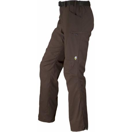 High Point Dash brown pánské odepínací turistické kalhoty
