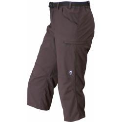 High Point Dash 3/4 brown pánské tříčtvrteční kalhoty
