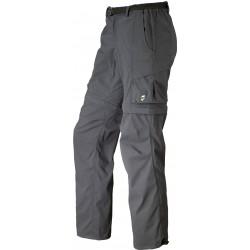 High Point Saguaro Pants ebony pánské odepínací turistické kalhoty