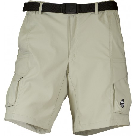 High Point Saguaro Shorts white pepper pánské turistické šortky (2)