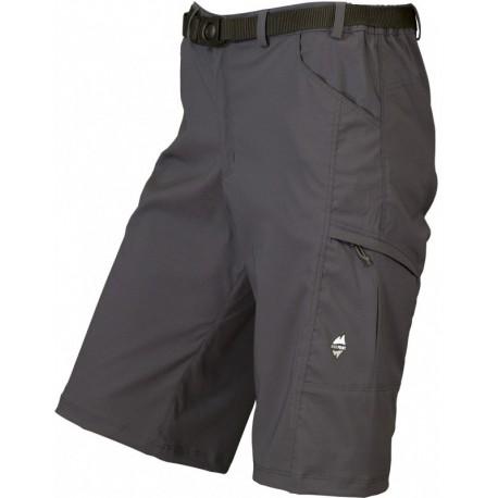 High Point Rum Shorts ebony pánské turistické šortky