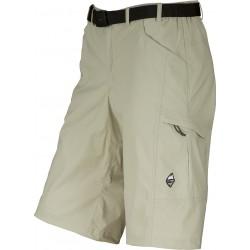 High Point Rum Shorts white pepper pánské turistické šortky