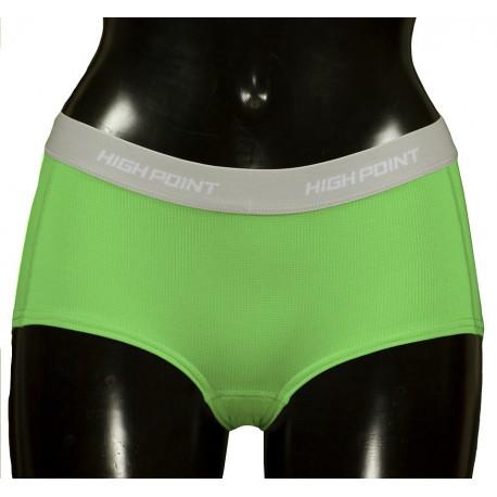 High Point Code Hipster Lady green way dámské kalhotky