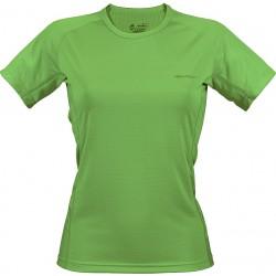 High Point Code SS Lady green way dámské triko krátký rukáv