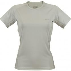 High Point Code SS Lady lunar grey dámské triko krátký rukáv