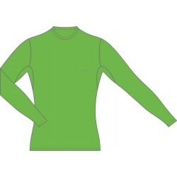 High Point Code LS Lady green way dámské triko dlouhý rukáv