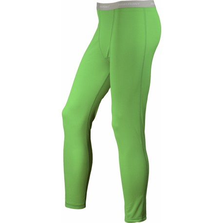 High Point Code Leggins Man green way pánské spodky dlouhá nohavice Polartec Power