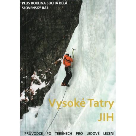 highasia Vysoké Tatry jih - ledy průvodce