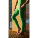 High Point Code Leggins Lady green way dámské spodky dlouhá nohavice Polartec Power Dry