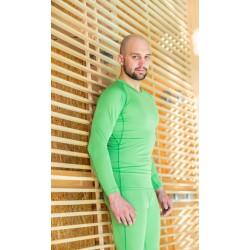 High Point Code LS Man green way pánské triko dlouhý rukáv