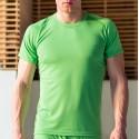 High Point Code SS Man green way pánské triko krátký rukáv Polartec Power Dry