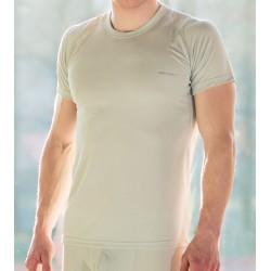 High Point Code SS Man lunar grey pánské triko krátký rukáv