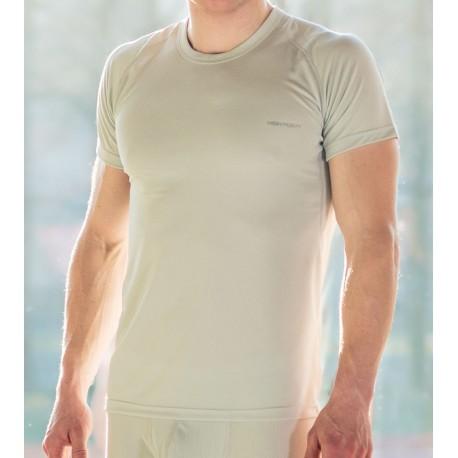 High Point Code SS Man lunar grey pánské triko krátký rukáv (1)