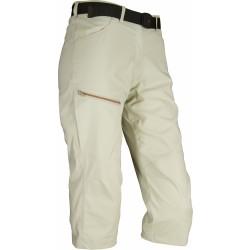 High Point Dash 2.0 Lady 3/4 Pants whitepepper dámské tříčtvrteční kalhoty