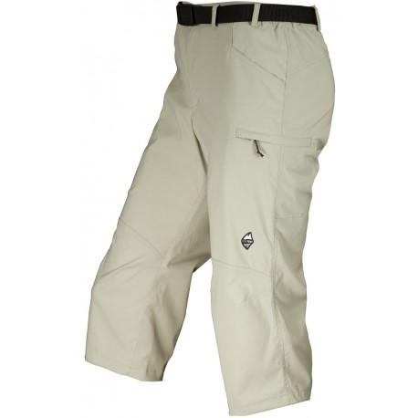High Point Dash 3/4 Pants white pepper pánské tříčtvrteční kalhoty