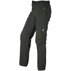 High Point Venus Pants black graphite pánské softshellové kalhoty Softshell Double Action