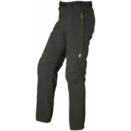 High Point Venus Pants black graphite pánské softshellové kalhoty Softshell Double Action