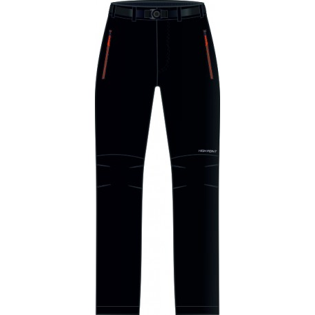 High Point Venus Lady Pants black dámské softshellové kalhoty Softshell Double Action