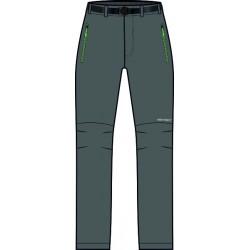 High Point Venus Lady Pants grey dámské softshellové kalhoty Softshell Double Action